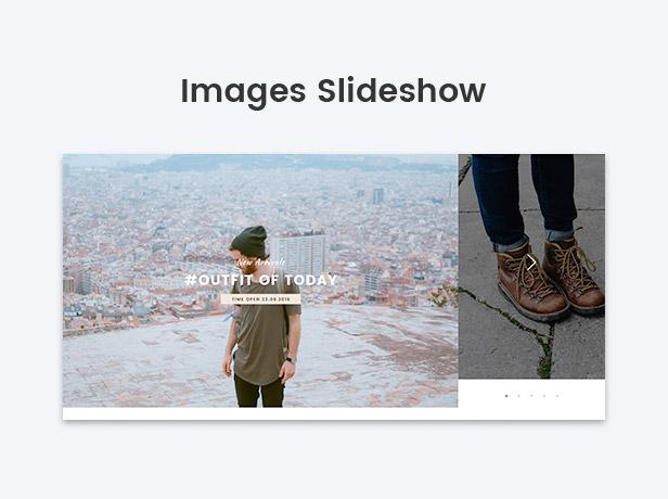 Nice images slideshow