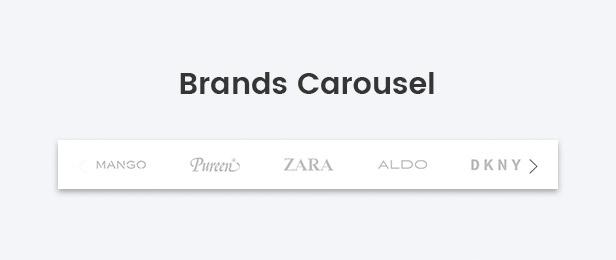 Brands carousel for BigCommerce