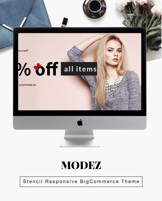Modez Stencil Fashion BigCommerce Theme